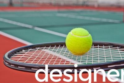 Top 5 thiết kế logo dịch vụ dạy chơi tennis thu hút.