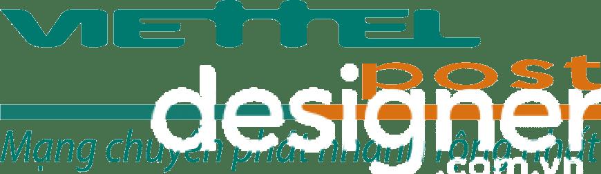 Viettel thiết kế thêm font chữ và câu slogan cho logo về giao hàng