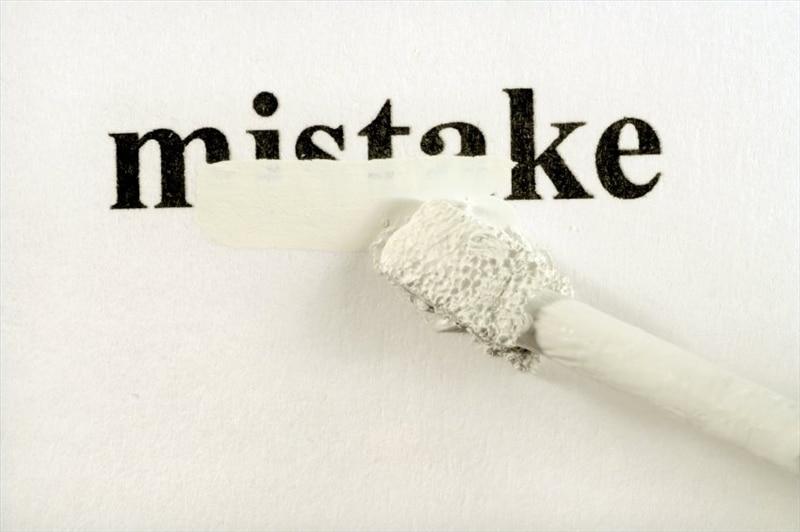 Nhận biết 10 lỗi sai trong thiết kế web