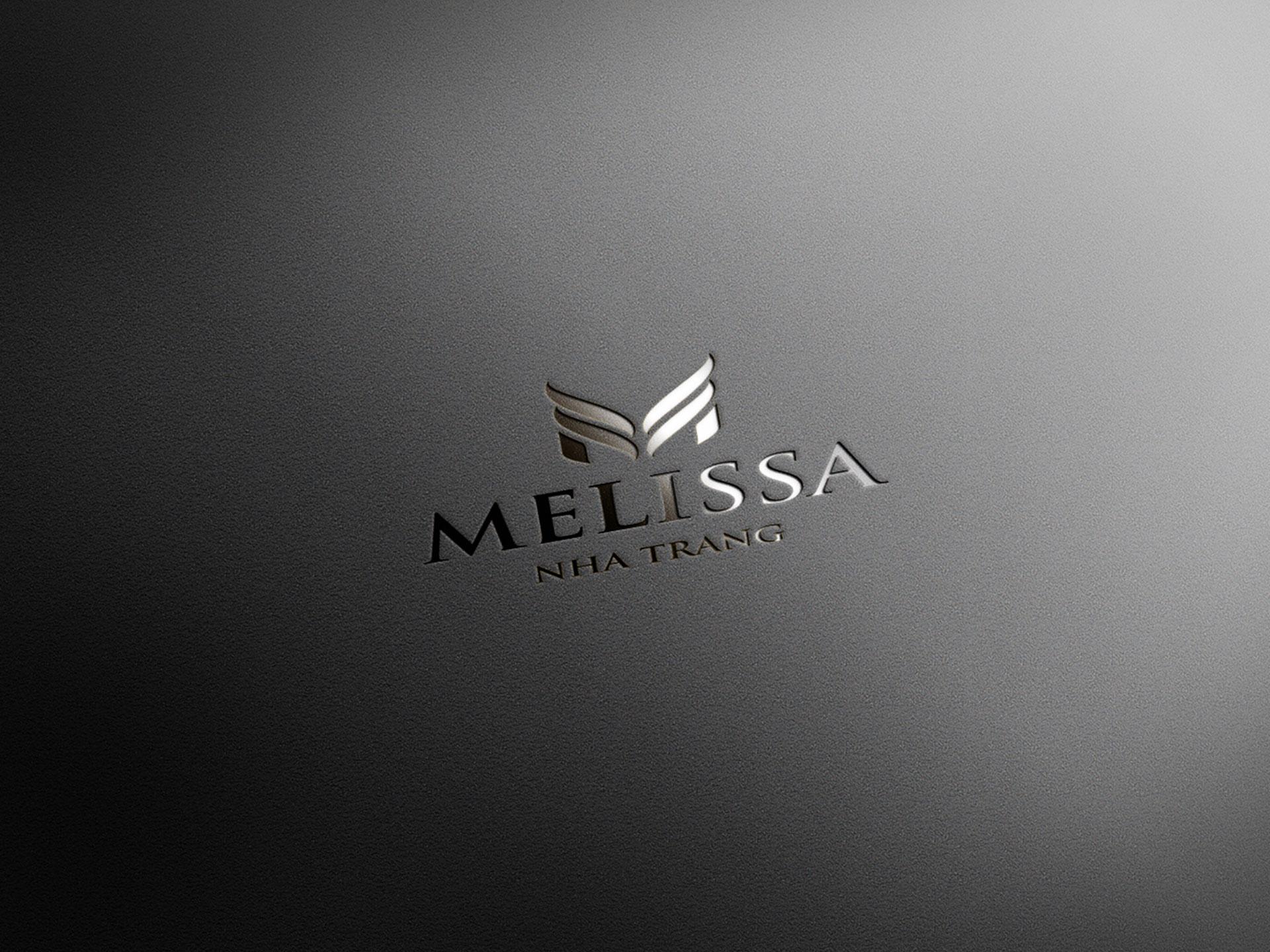 Logo khách sạn Melissa