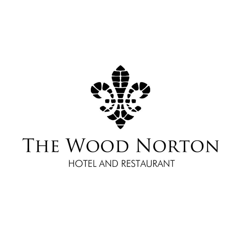 Logo The Wood Norton Hotel and Restaurant