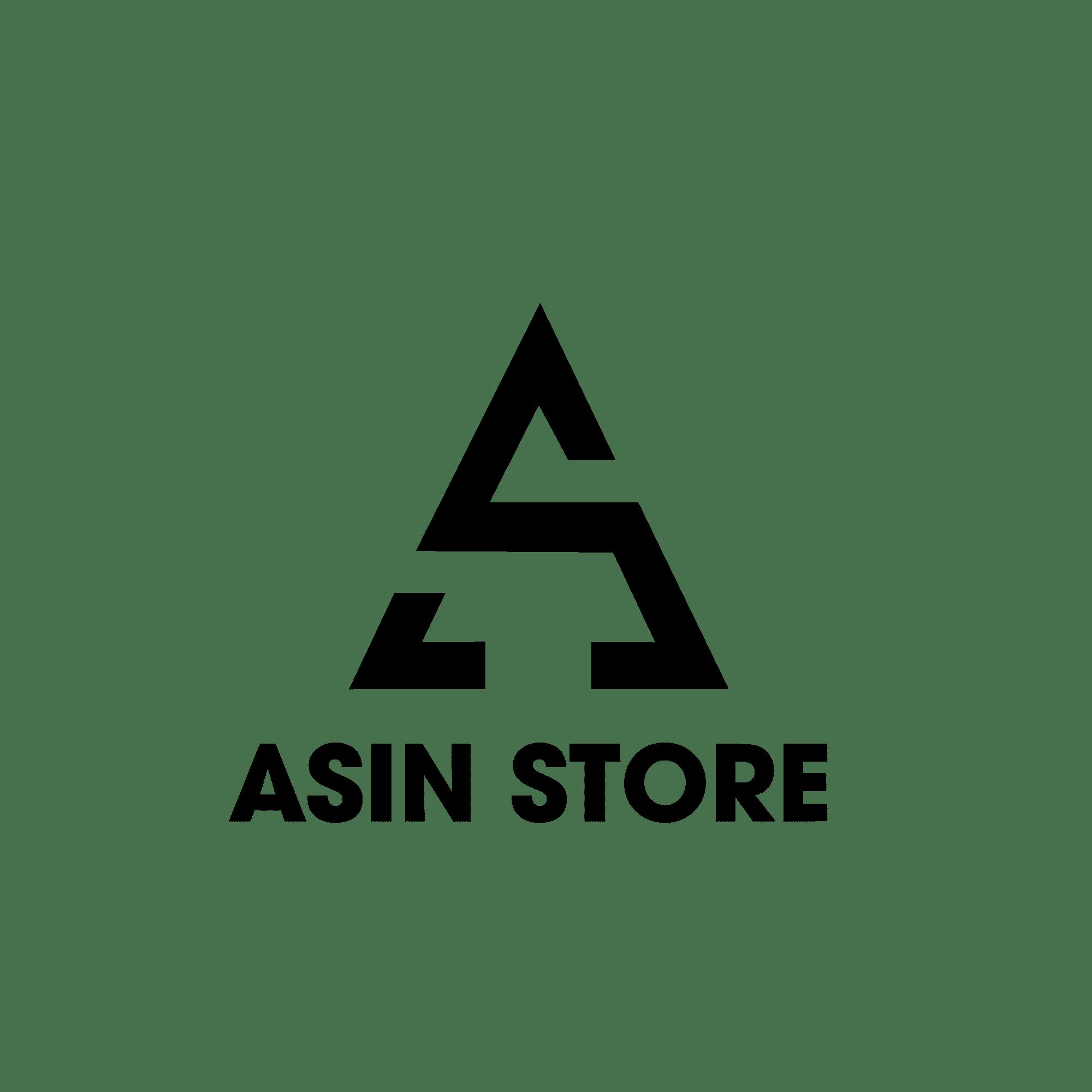 Logo shop quần áo Asin Store