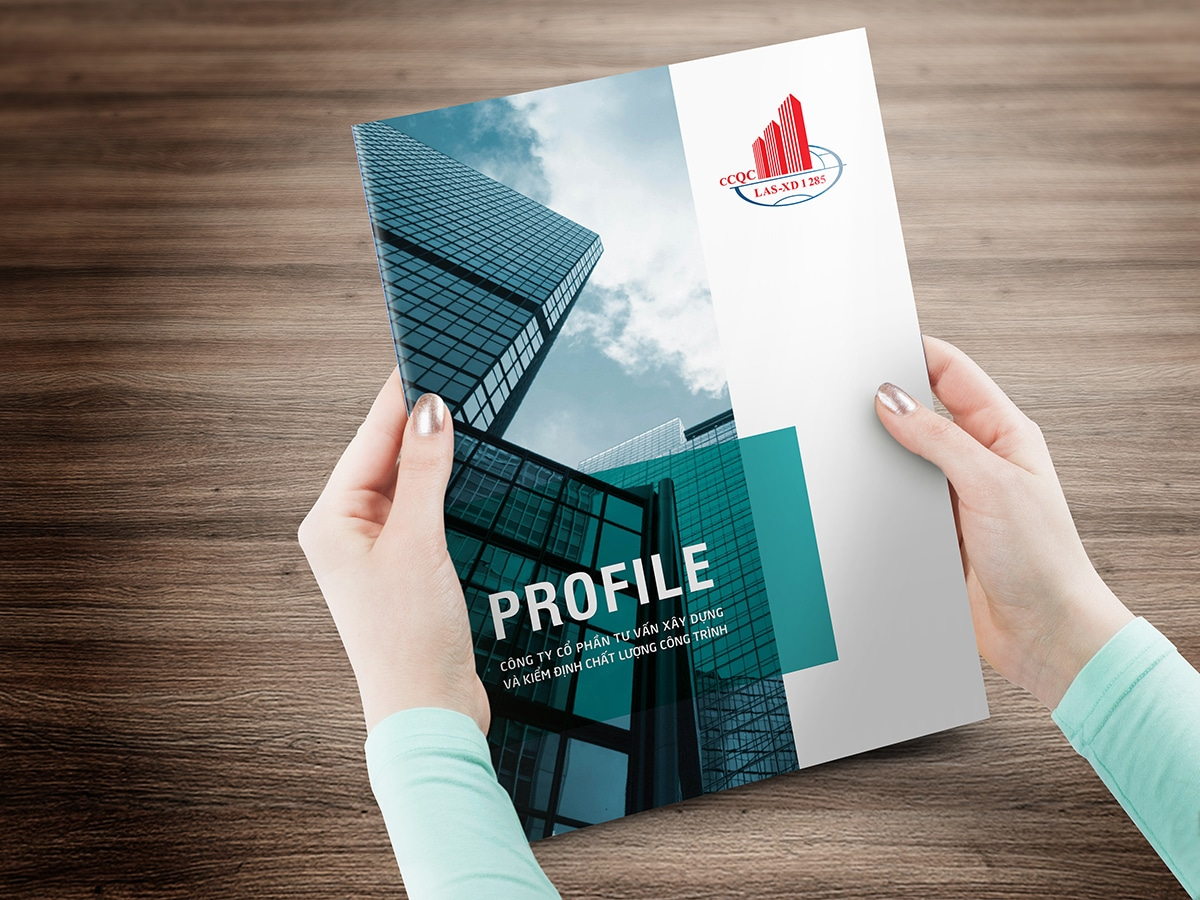 Profile là ấn phẩm marketing không thể thiếu của mỗi doanh nghiệp