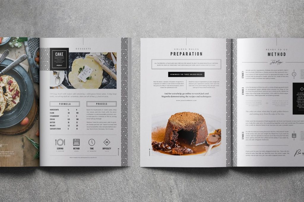 Thiết kế cataloguethực phẩm
