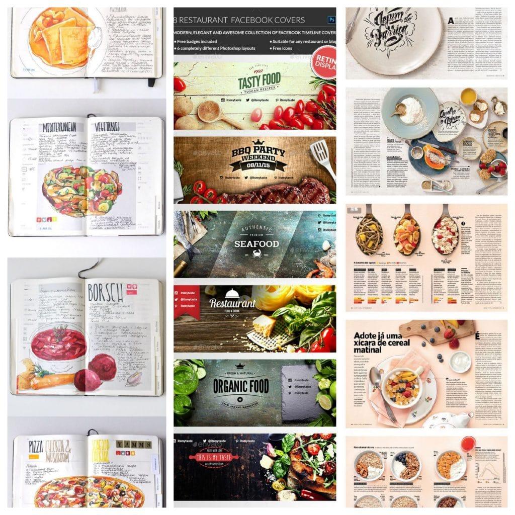 Lợi ích của cuốn catalogue thực phẩm