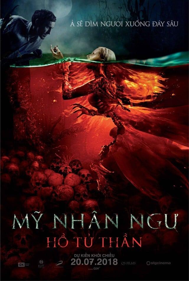 MERMAID Vietnamese poster