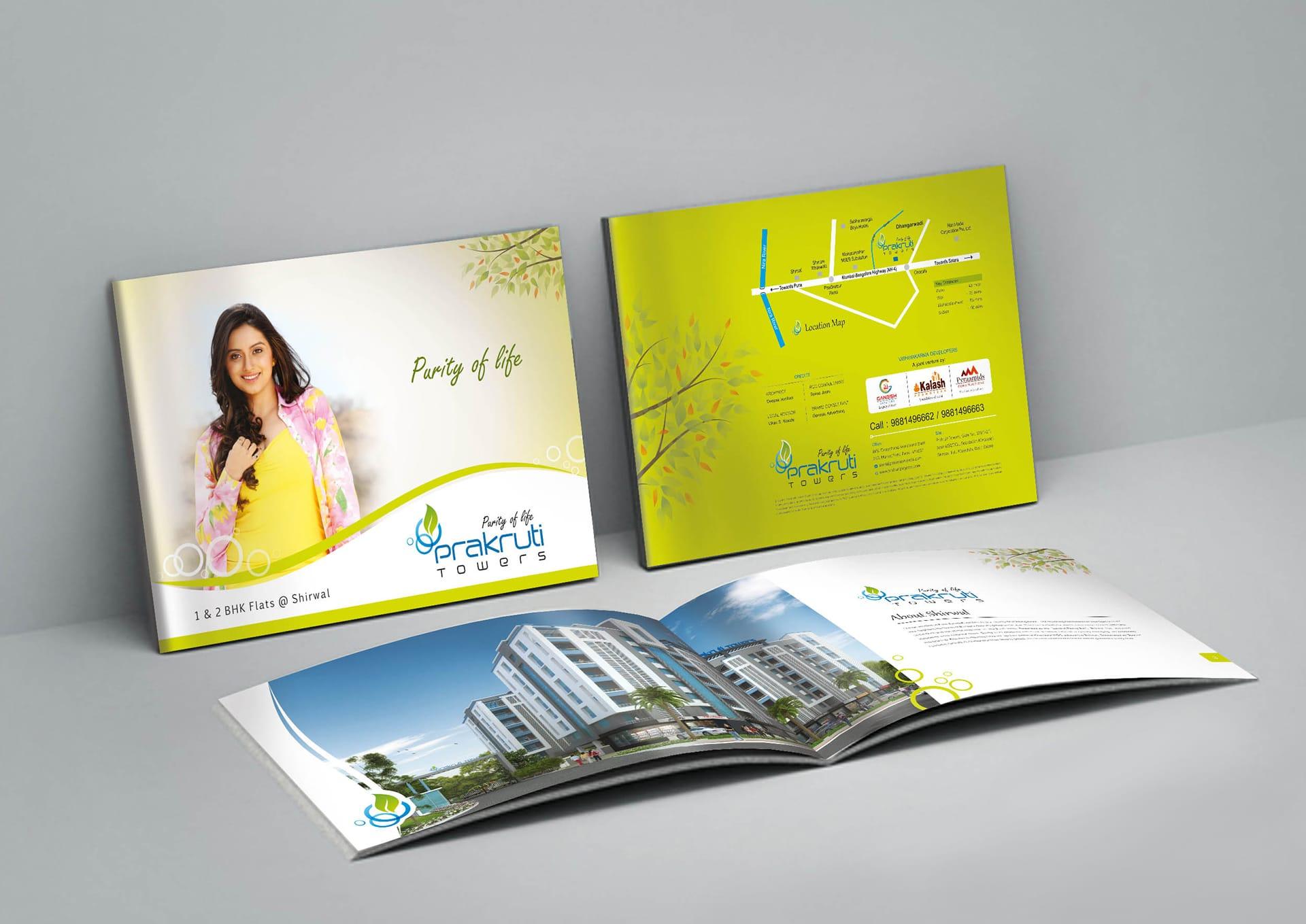Đơn vị thiết kế Brochure chuyên nghiệp