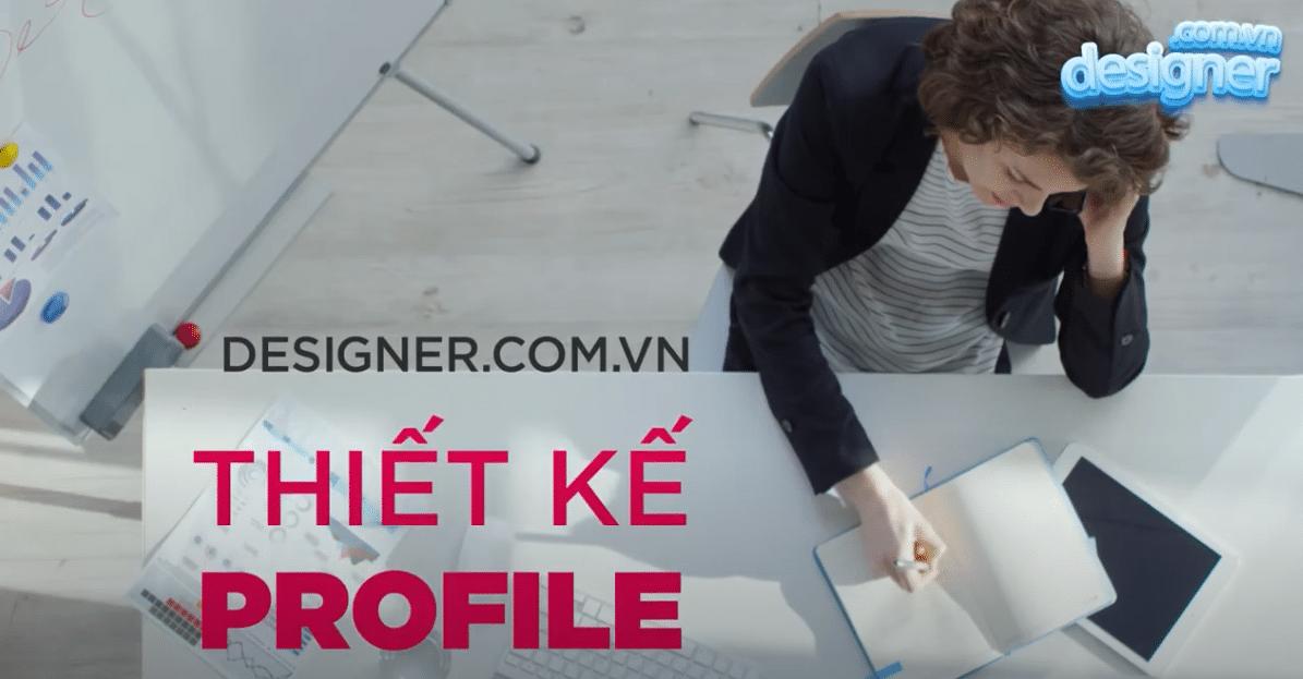 Giải pháp thiết kế profile