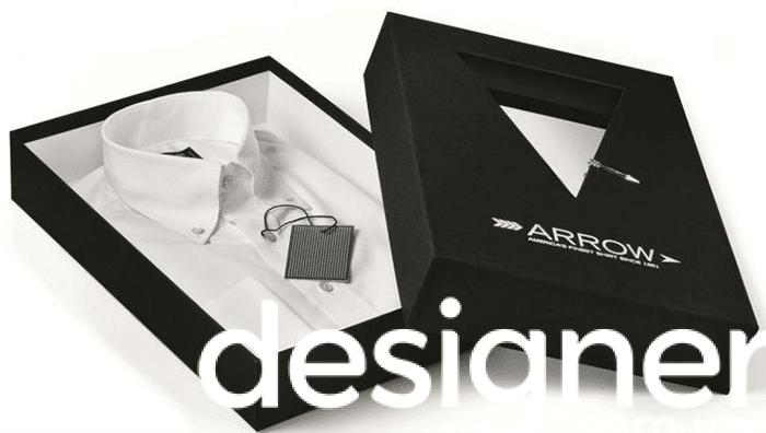 Top 4 phong cách thiết kế hộp áo sơ mi nam