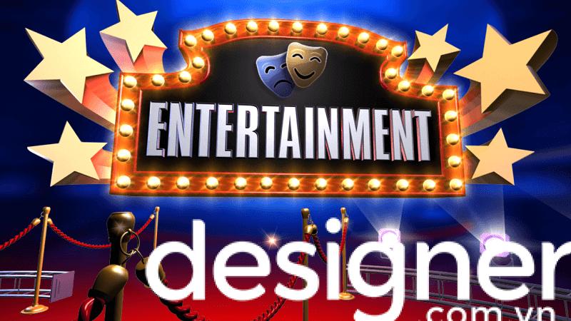 Giải pháp thiết kế logo thương hiệu cho ngành nghệ thuật- giải trí