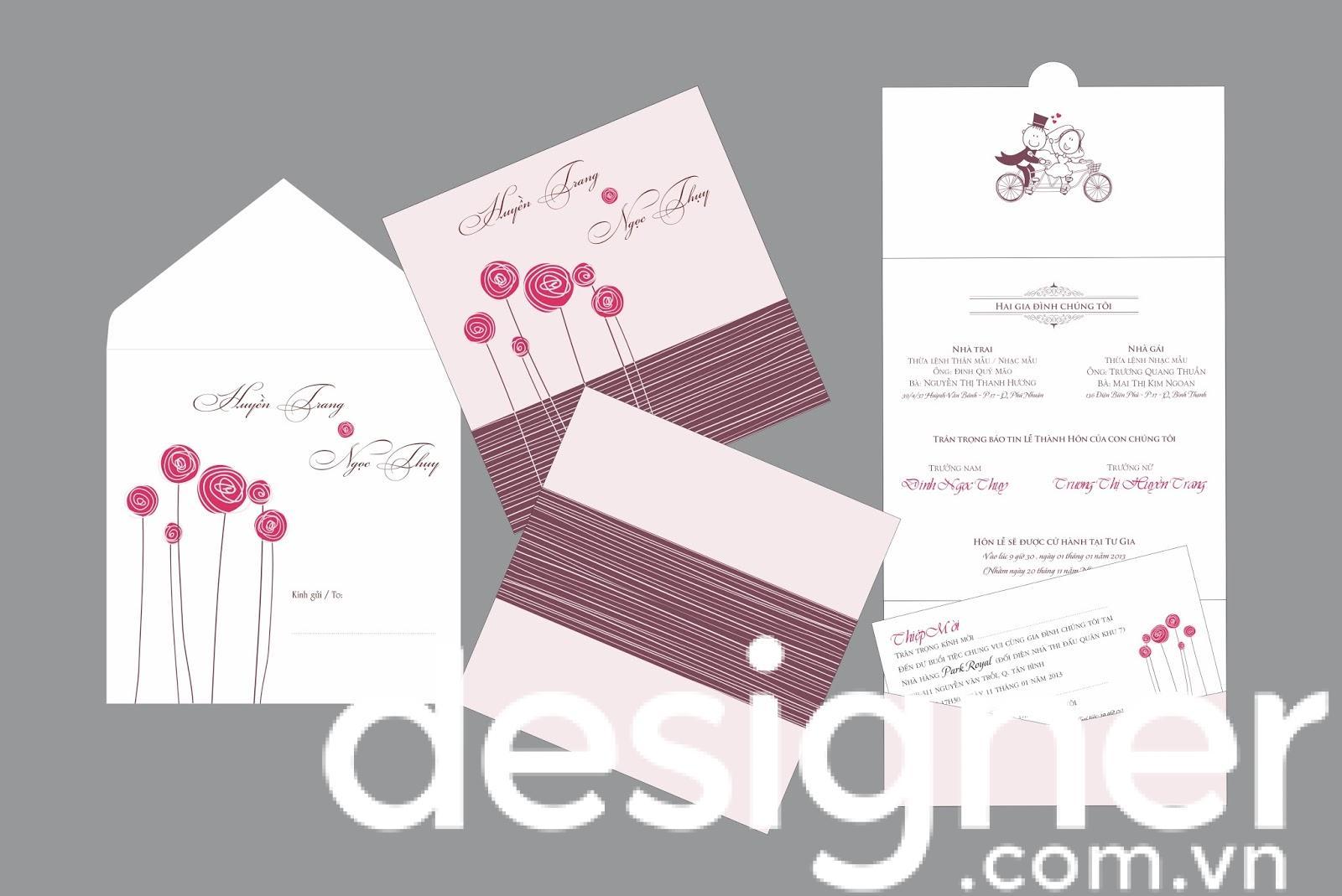 Top 4 phong cách thiết kế bao bì thiệp