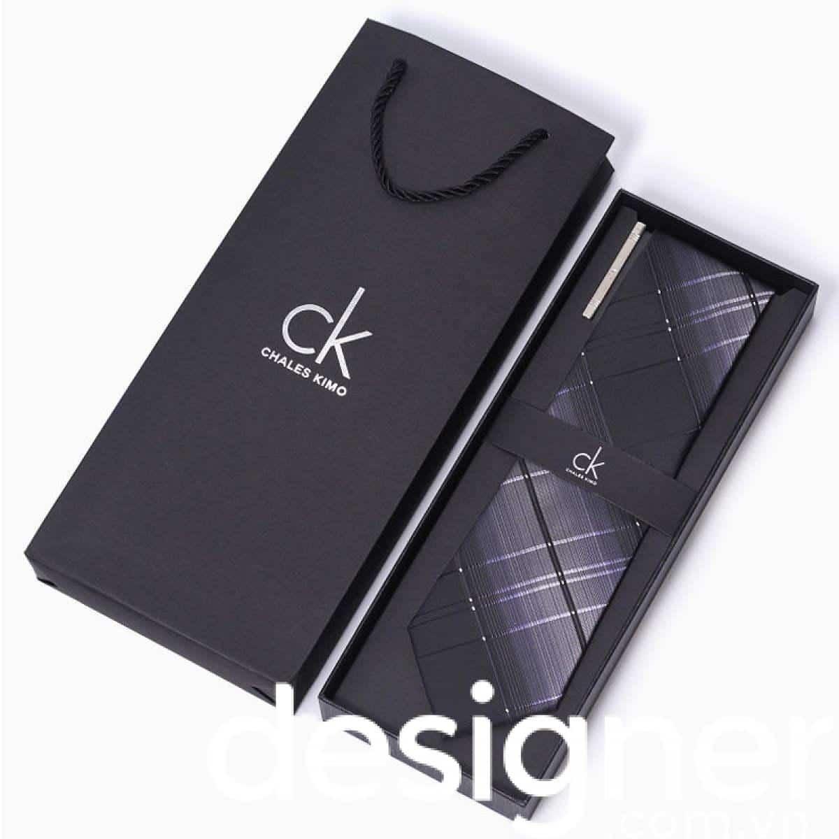Top 4 phong cách thiết kế cà vạt