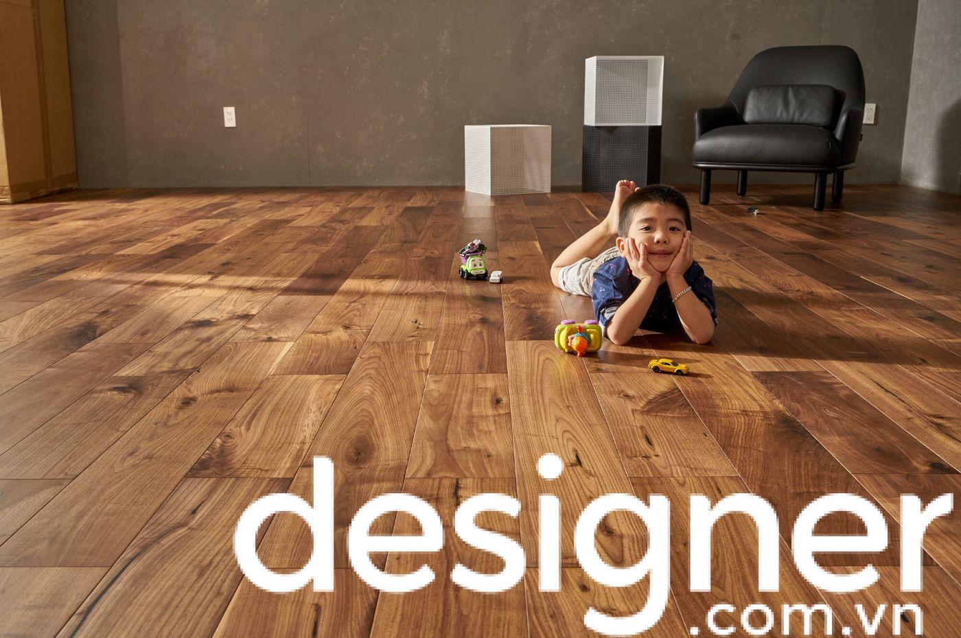 Giải pháp thiết kế catalogue sàn nhà gỗ tiện lợi, thu hút