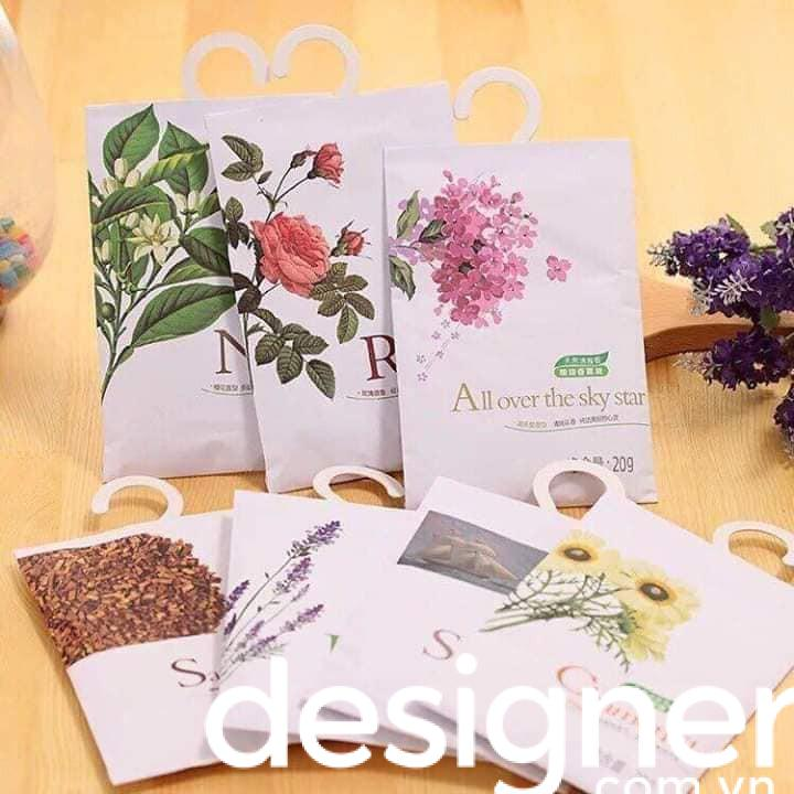 Top 4 phong cách thiết kế bao bì túi thơm