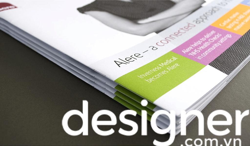 Thiết kế catalogue sách ấn tượng và thu hút