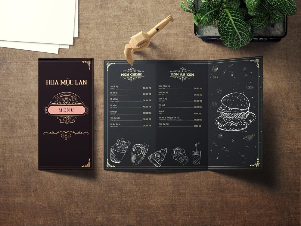 thiet ke menu 1