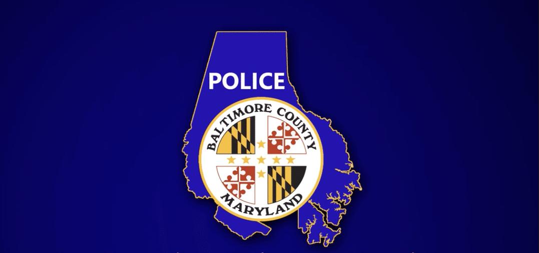 Logo cong an Baltimore