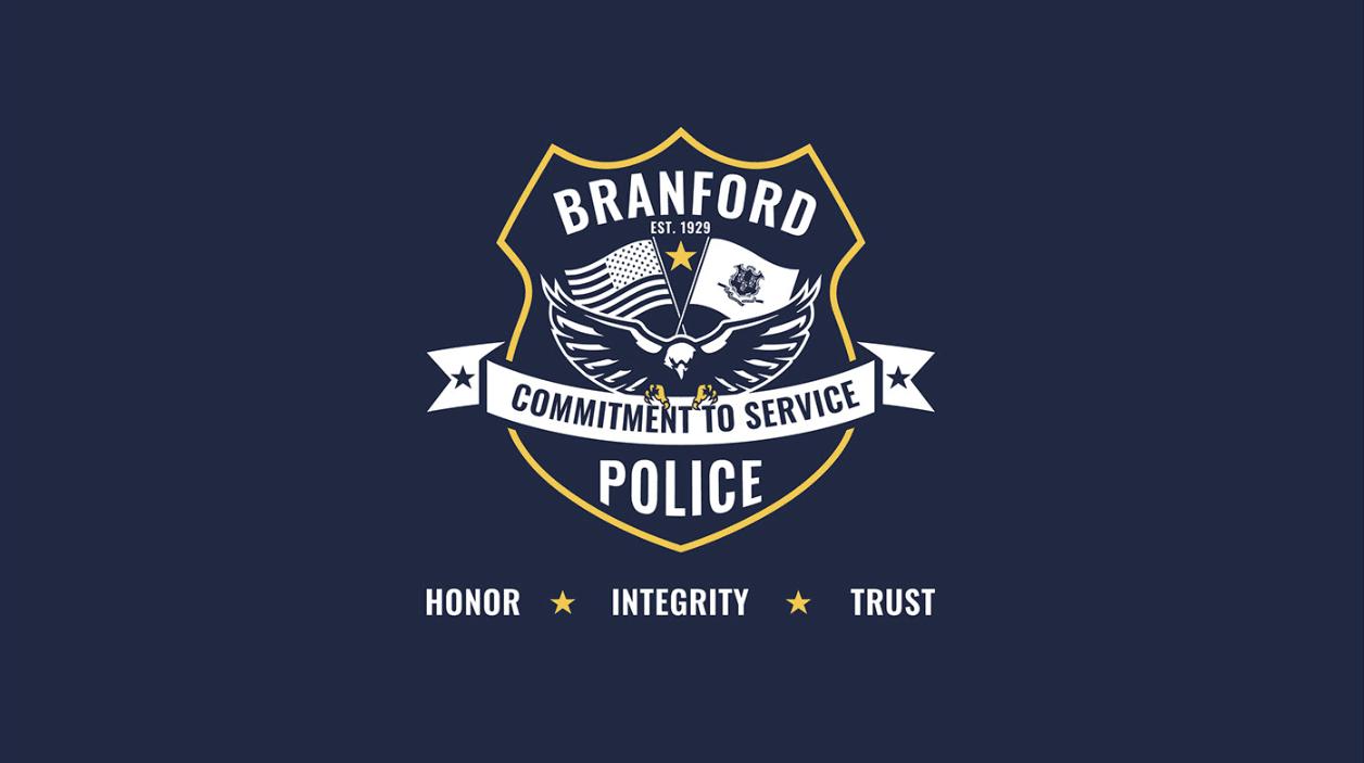 Logo cong an Branford