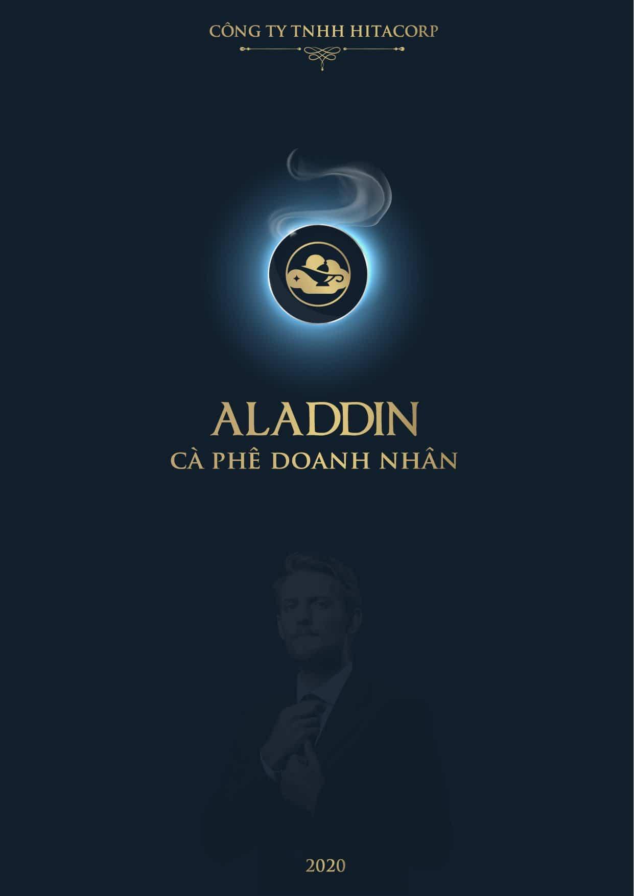 Story khách hàng – Dự án thiết kế bộ nhận diện thương hiệu cà phê Aladdin