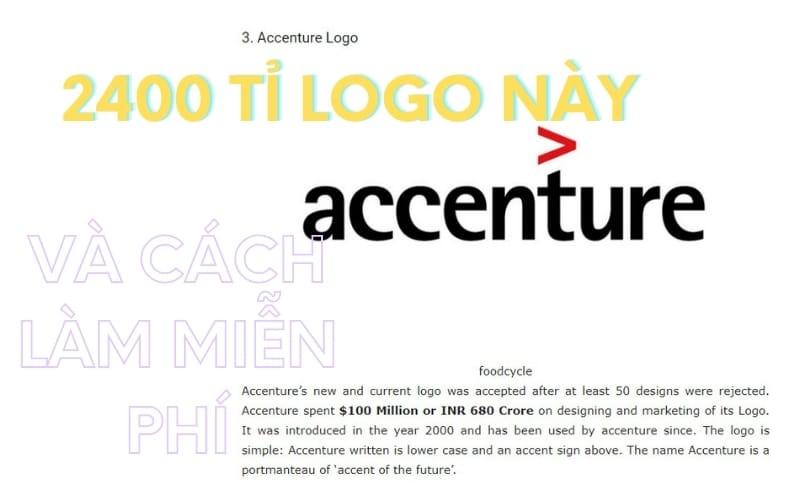 Những cách thiết kế logo hoàn toàn MIỄN PHÍ cho shop và cá nhân
