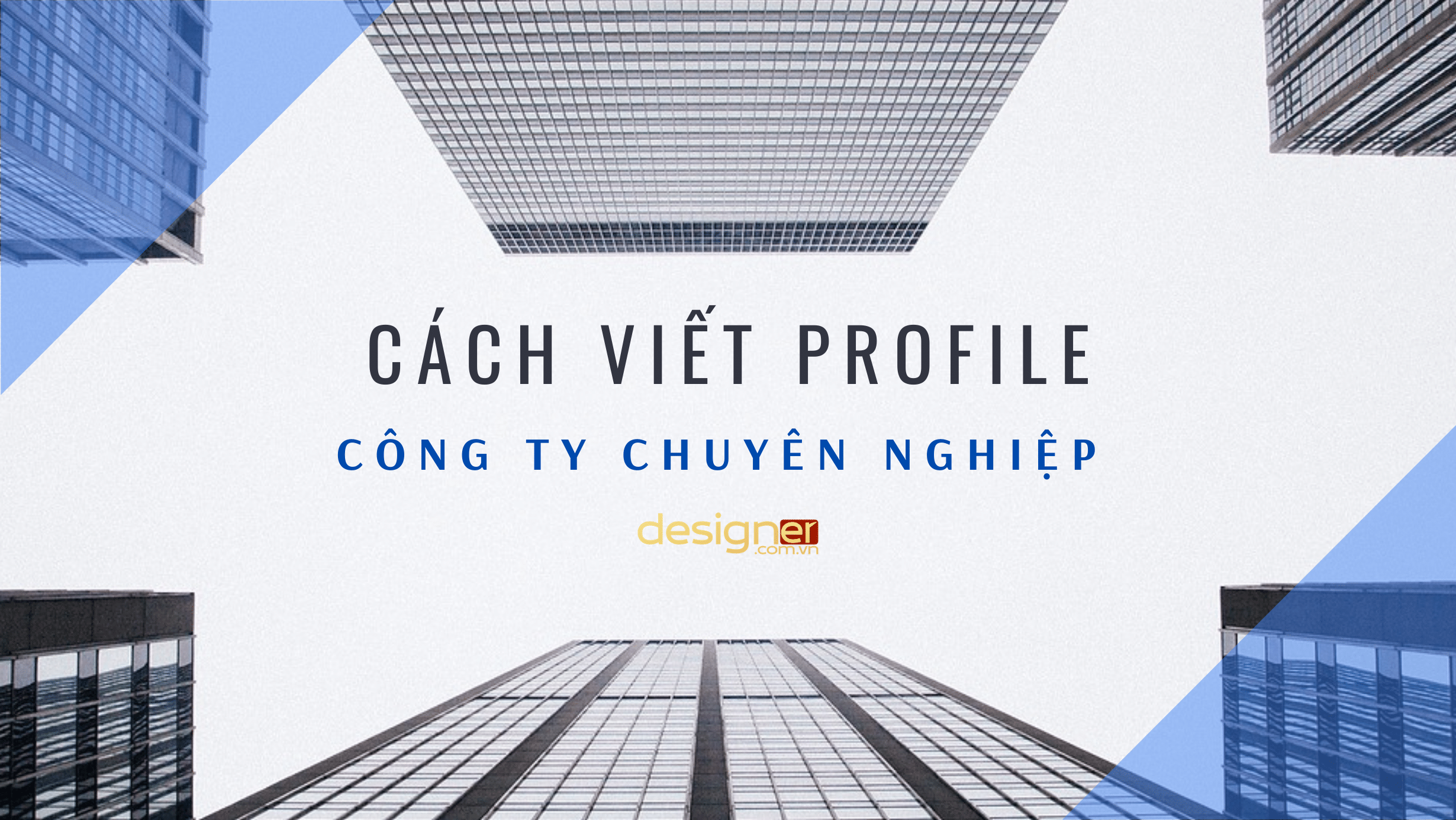 cach viet profile cong ty chuyen nghiep